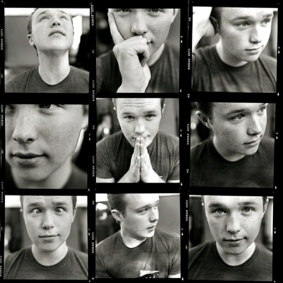 Contact Sheet by Benjo Arwas
