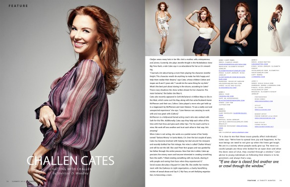 Challen Cates by Benjo Arwas