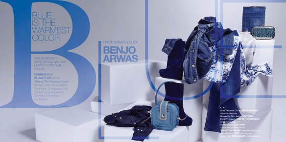 Benjo Arwas for Summary Magazine