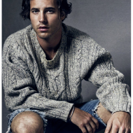 Anthony Greenfield for The Fashionisto by Benjo Arwas