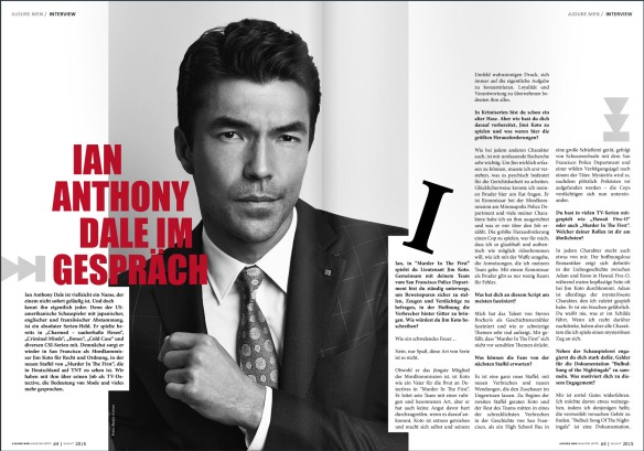 Ajouré Men_August 2015_Intervie Ian Anthony Dale